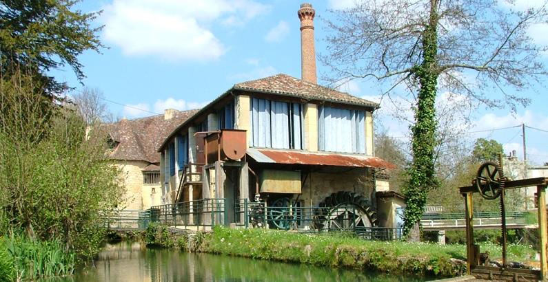 Ouverture 2016 du Moulin de la Rouzique