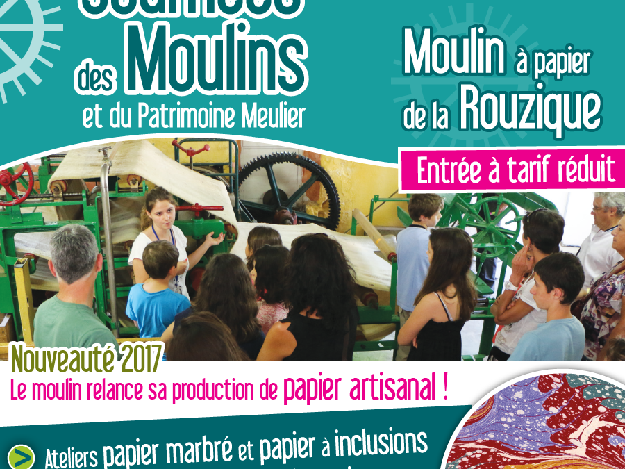 Photos du Week-End des Moulins 2017