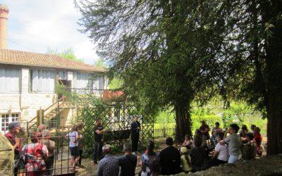 Les activités d'été 2019 au Moulin de la Rouzique !