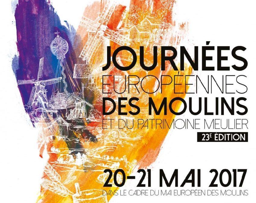 Journées Européennes des Moulins 2017