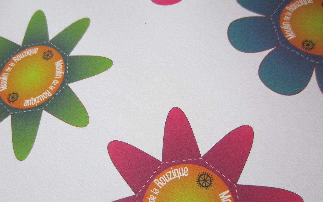 Les fleurs magiques du Moulin de la Rouzique