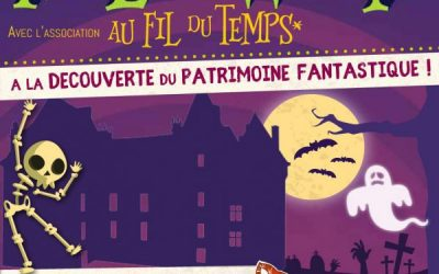 Halloween au Moulin de la Rouzique !
