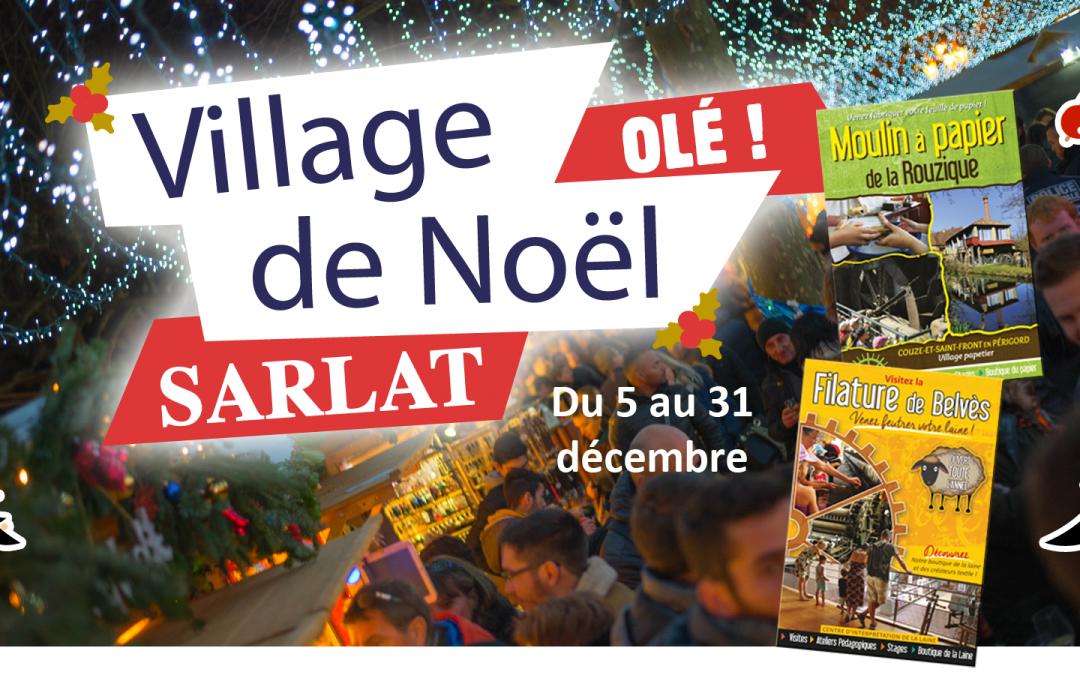 L'hiver 2018 au Moulin de la Rouzique – Marchés de Noël